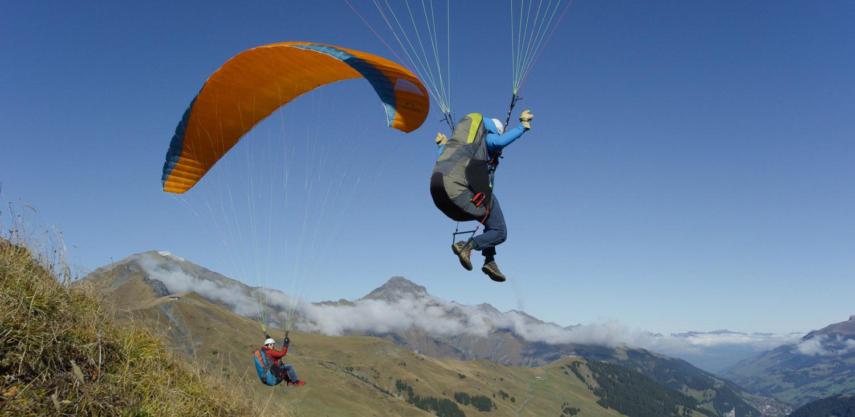 Amateur School - Freedom Paragliding